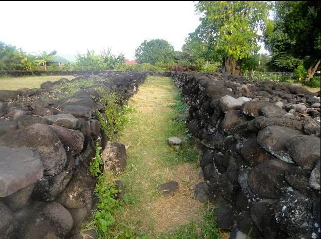 Culture : le marae Marae Ta'atā  revalorisé