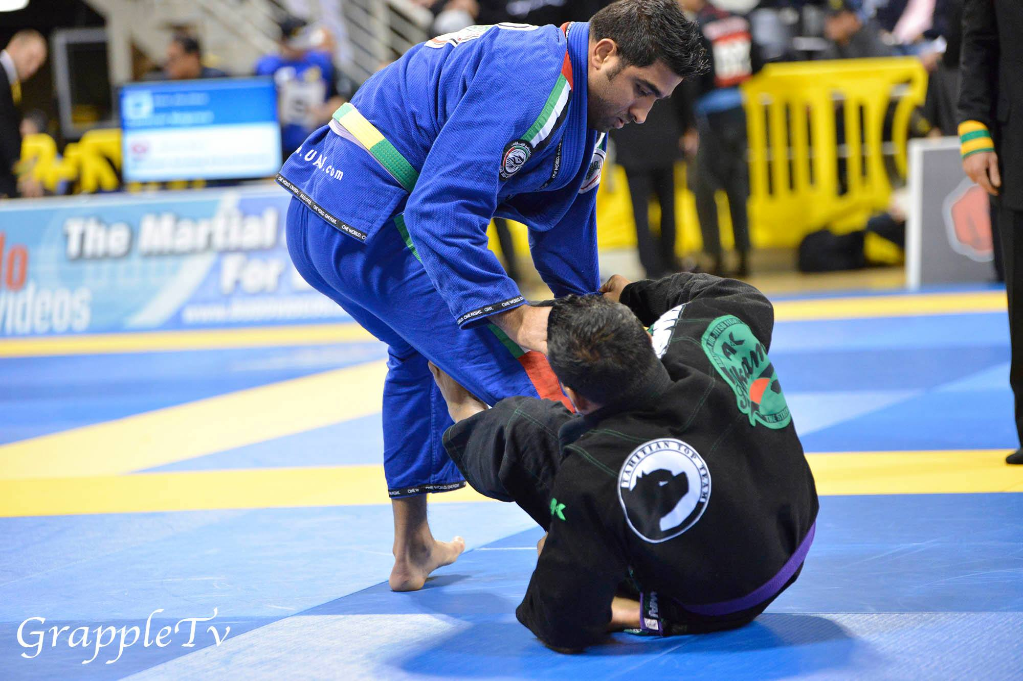 Jiu Jitsu – Dany Gérard et ses 'pitts bulls' de la TTT au Top du Jiu Jitsu mondial