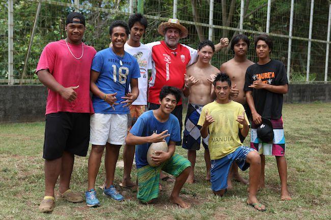 Rugby – Faa'a aura tout gagné en 2013 : journée récréative pour la jeunesse d'Oremu