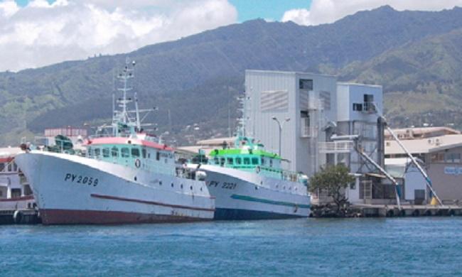 SEM Tahiti Nui Rava'ai : une nouvelle subvention pour remettre quatre thoniers à l'eau