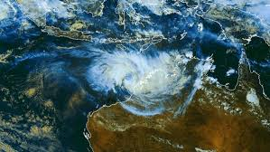 Un puissant cyclone fait route vers la côte ouest de l'Australie