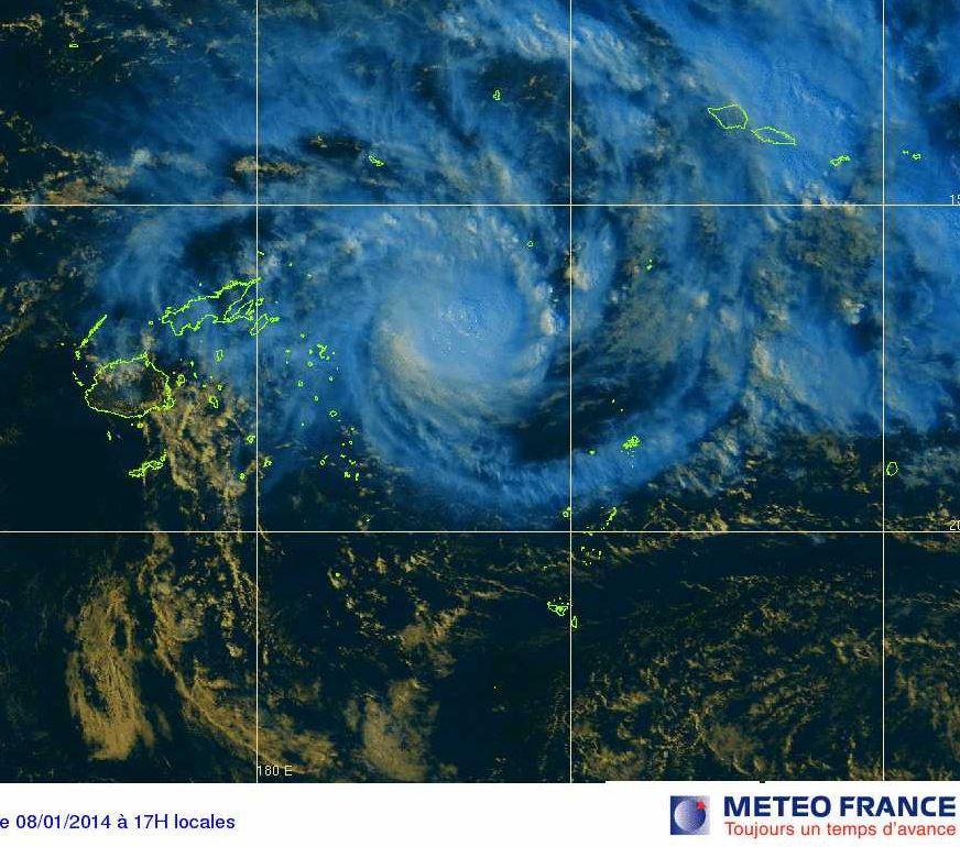 Le cyclone Ian joue avec les nerfs des prévisionnistes