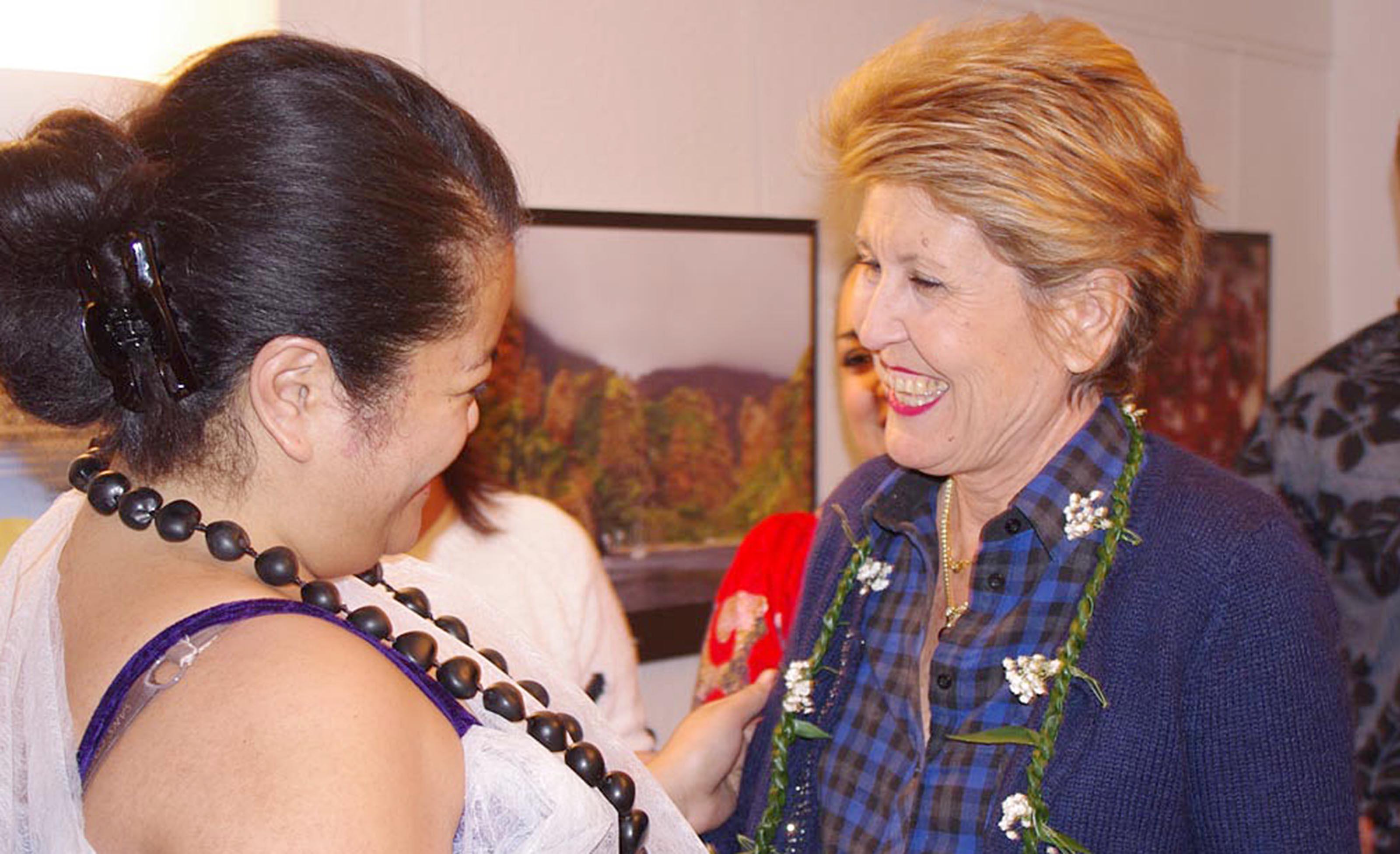 Promotion du Reo Maohi à la Délégation de la Polynésie française