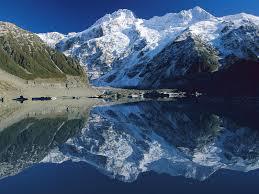 Le mont Cook, plus haut sommet de Nouvelle-Zélande, rapetisse