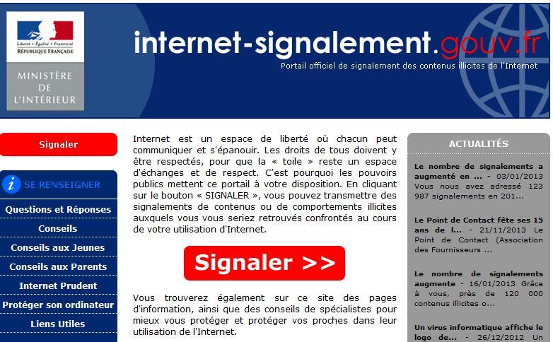 Les contenus illégaux sur internet, une lutte ardue