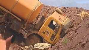 Calédonie: dégradations dans un centre minier