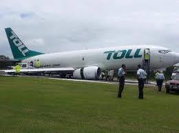 Un Boeing de fret se crashe à l'atterrissage aux îles Salomon