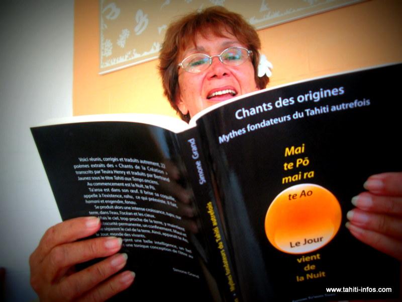 Les mythes fondateurs polynésiens vus par Simone Grand : Le Jour vient de la Nuit