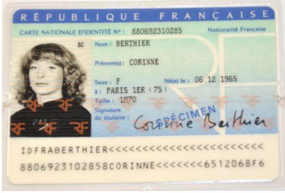titre de noblesse carte d identité A partir du 3 février, de nouvelles cartes d'identité, plus sécurisées