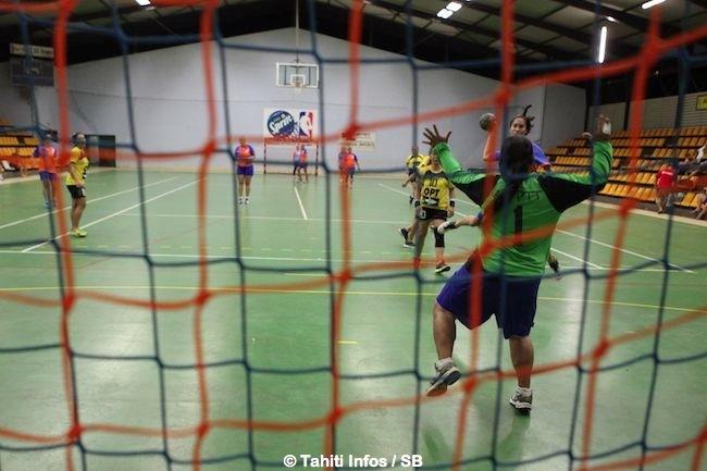 Handball – peu d'intérêt chez les jeunes à Tahiti malgré des résultats nationaux de premier plan