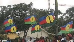 N-Calédonie: manifestation pour défendre la société minière des Kanaks