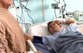 Le naufragé du Pacifique souffre de phobie de la mer et reste hospitalisé