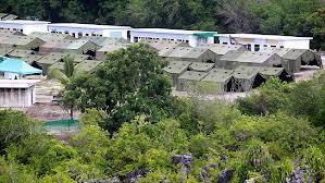 Nouveaux troubles au camp de détention de l'île de Manus