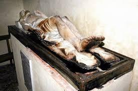 Dans l'église du Boulou, le mystère du Christ qui brûle
