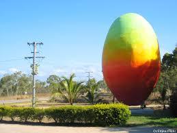 Des plaisantins volent une mangue de sept tonnes en Australie