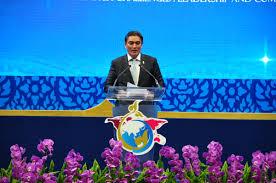 Moana Carcasses, 1er ministre