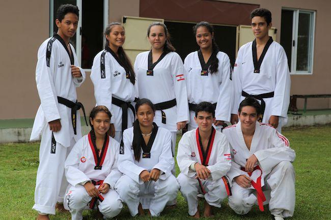 Taekwondo : les juniors partiront le 16 mars pour les championnats du monde à Taiwan