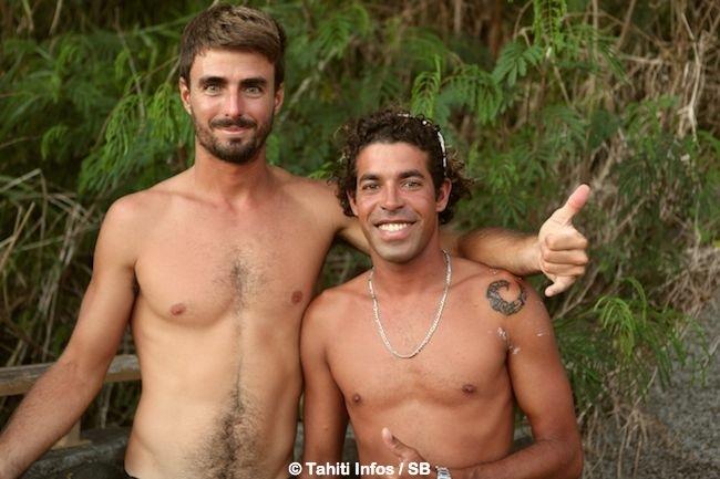 Des surfeurs réunionnais à Tahiti : témoignages sur le 'problème requin' à la Réunion