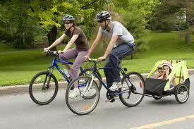 Pour moins respirer la pollution, mieux vaut le vélo que l'auto ou le métro