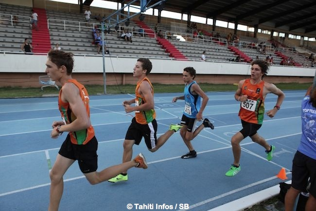 Athlétisme – Soirée Top Piste : grosse bataille sur le 600 m