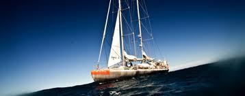 Tara-Méditerranée: la goélette océanographique à la pêche au plastique