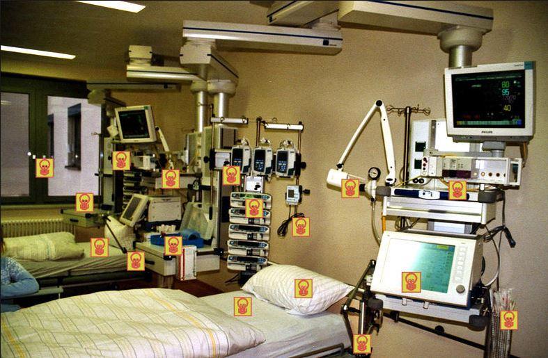 USA: malgré des progrès, les infections nosocomiales font 200 morts par jour