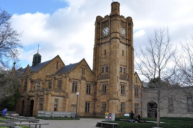 Le CNRS renforce ses relations avec l'Université de Melbourne