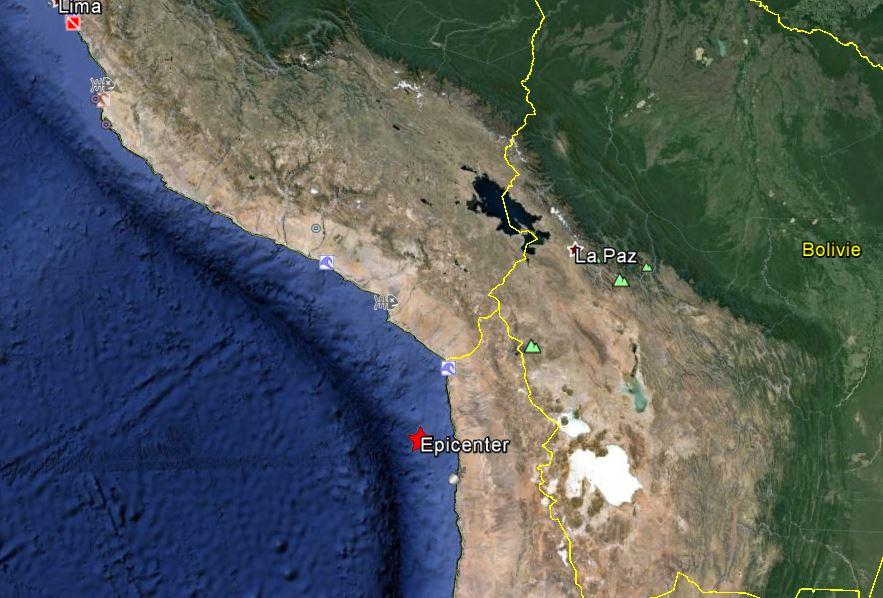 Séisme au Chili : alerte au tsunami levée, retour des populations évacuées