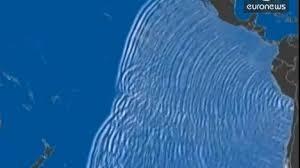 Séisme au Chili: un tsunami de 40 cm mesuré au nord-est du Japon