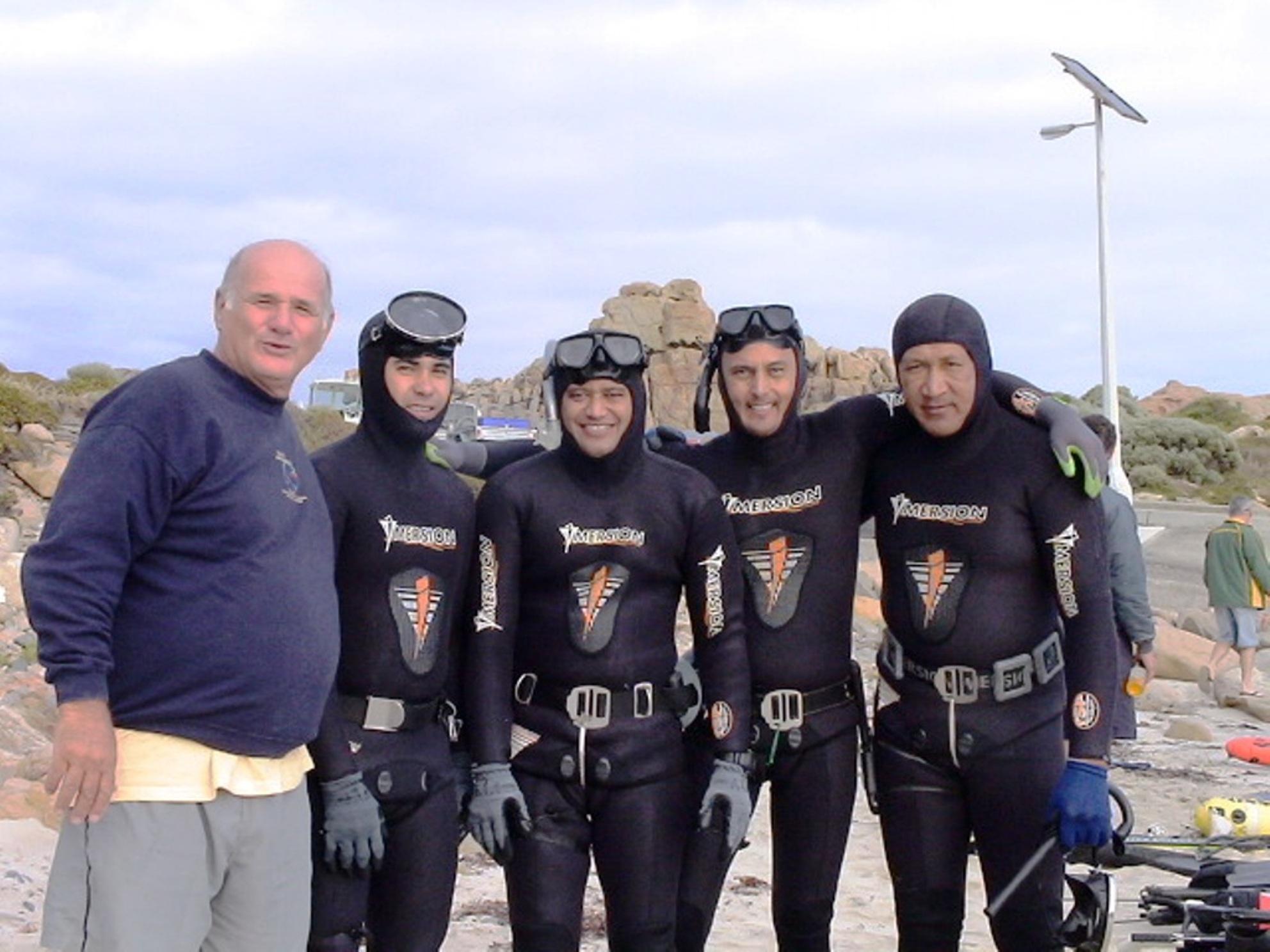 29ième Tournoi Océania de pêche sous marine 2014 à Raiatea