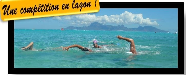 Natation – 'Open Water' une course prévue le samedi 5 avril dans le lagon de Punaauia