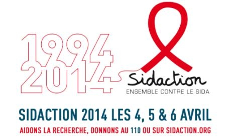 Sidaction: plus de 1,2 million d'euros de promesses de dons samedi
