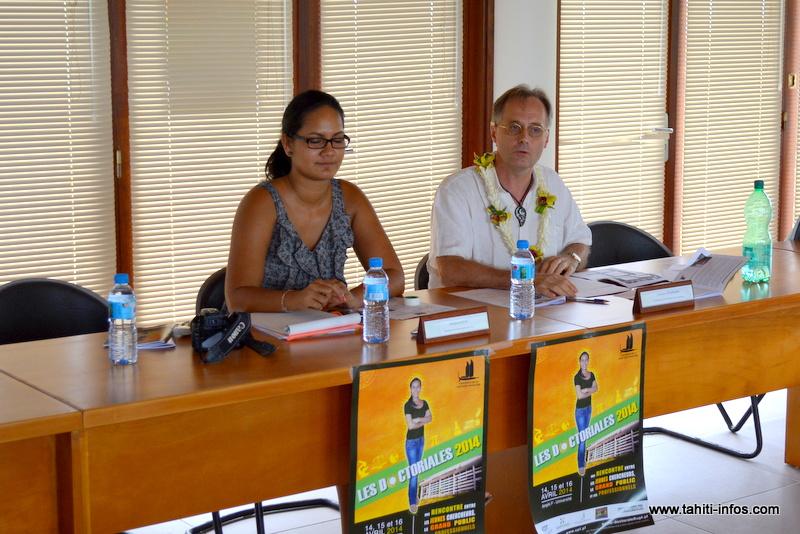 Andréas Pfersmann, le co-directeur de l'Ecole Doctorante du Pacifique, espère plus d'une centaine de participants aux Doctoriales 2014