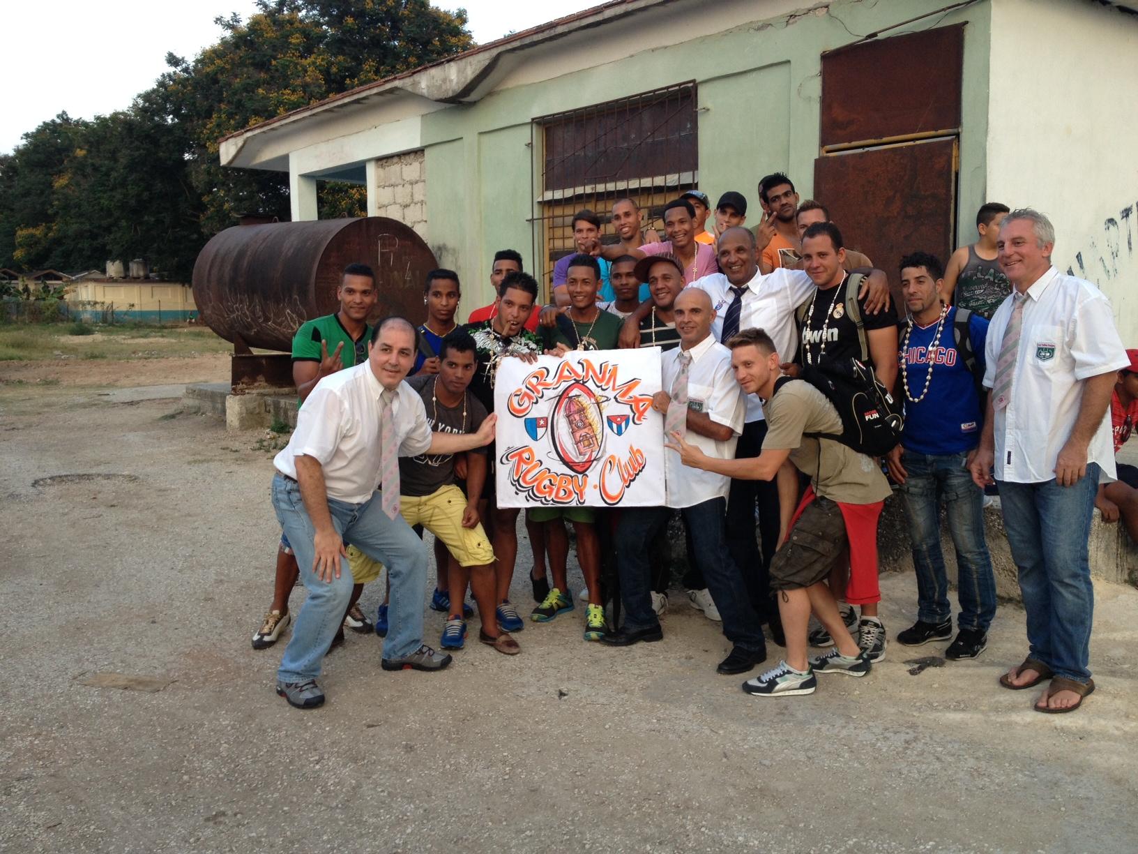 Rugby : Grand chelem à Cuba et Panama pour les vieilles pompes de Tahiti
