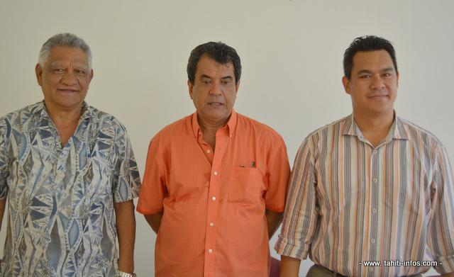 Les trois députés de Polynésie (membres du groupe UDI) n'ont pas assisté ce mardi au discours du nouveau premier ministre et à la reprise des travaux parlementaires.