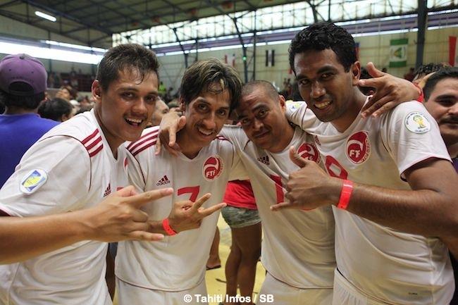 Futsal - Festival des îles : Mahina remporte le trophée face à Rapa !
