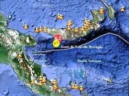 Un séisme de 7,3 au large de la Papouasie-Nouvelle-Guinée, pas d'alerte au tsunami