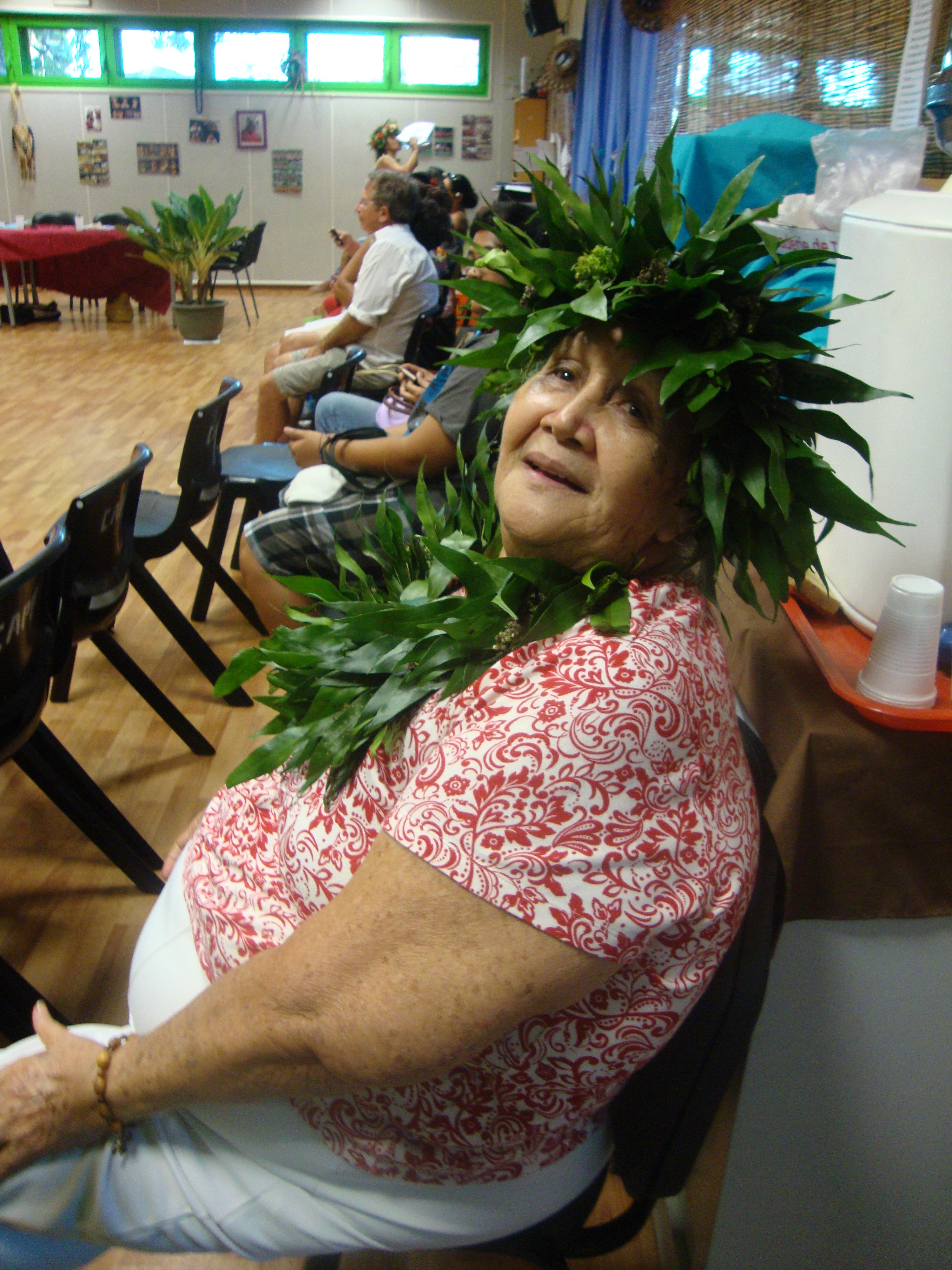 60 ans au service du 'ori Tahiti : Louise Kimitete, une légende vivante