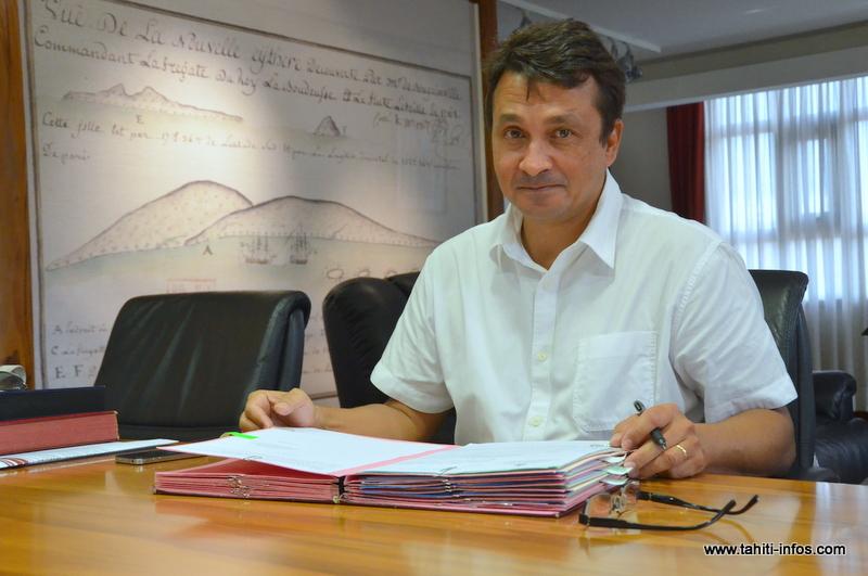 """Plan de relance : Nuihau Laurey parle de """"refondation de l'économie polynésienne"""""""