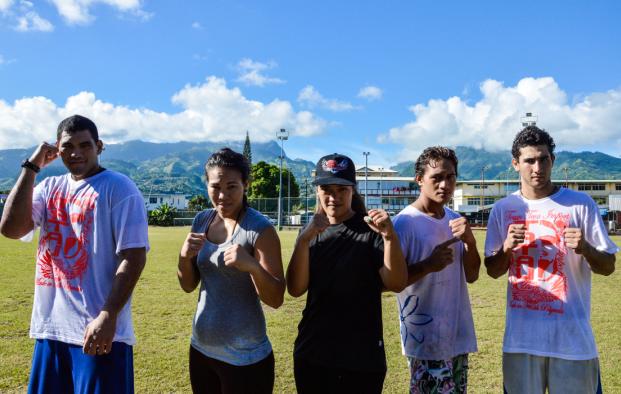 La TEAM TAHITI