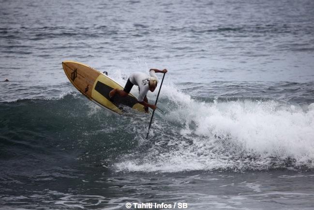 SURF - Nainoaiki David : Focus sur le jeune prodige de 15 ans.
