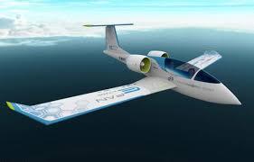 """Premier vol de l'avion électrique E-fan: Montebourg salue une """"révolution aéronautique"""""""