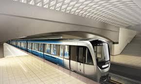 Le nouveau métro de Montréal est trop haut pour les tunnels