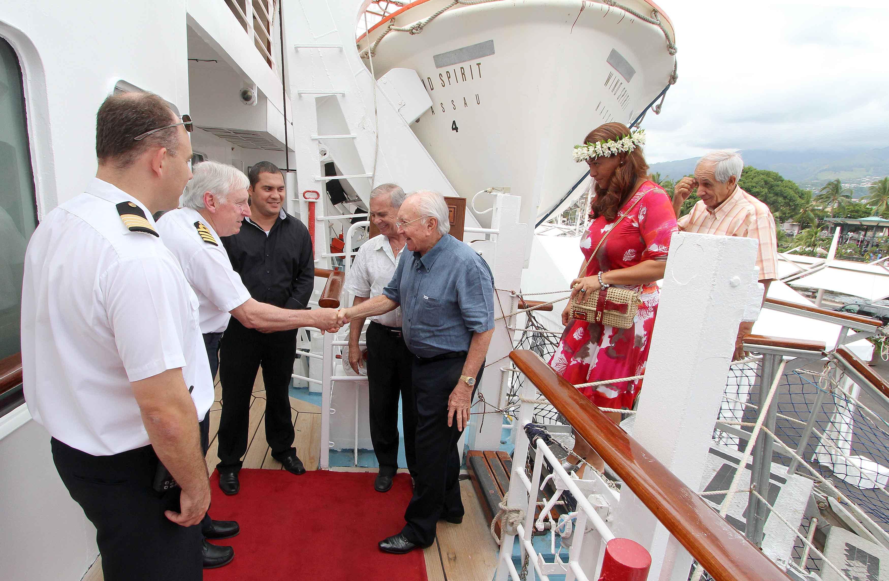 Le quatre-mâts Wind Spirit voguera en Polynésie pour les six prochains mois