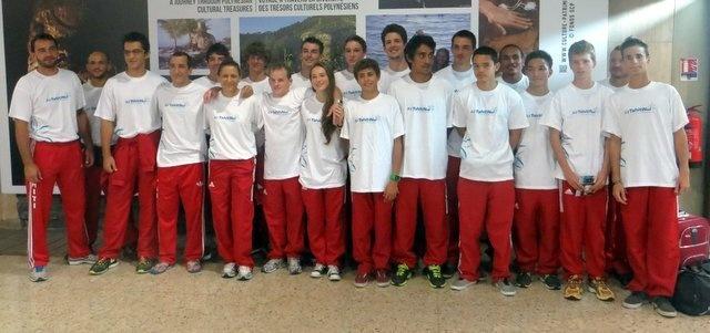 Moisson de médailles pour Manu Ura aux Oceania de Judo de Auckland