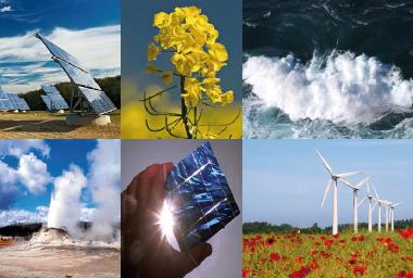 Les Français pour une transition énergétique en Europe (sondage)