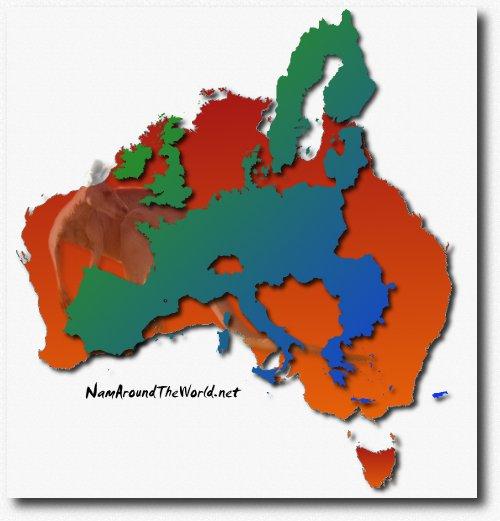 Coopérations croisées entre l'Australie et l'UE