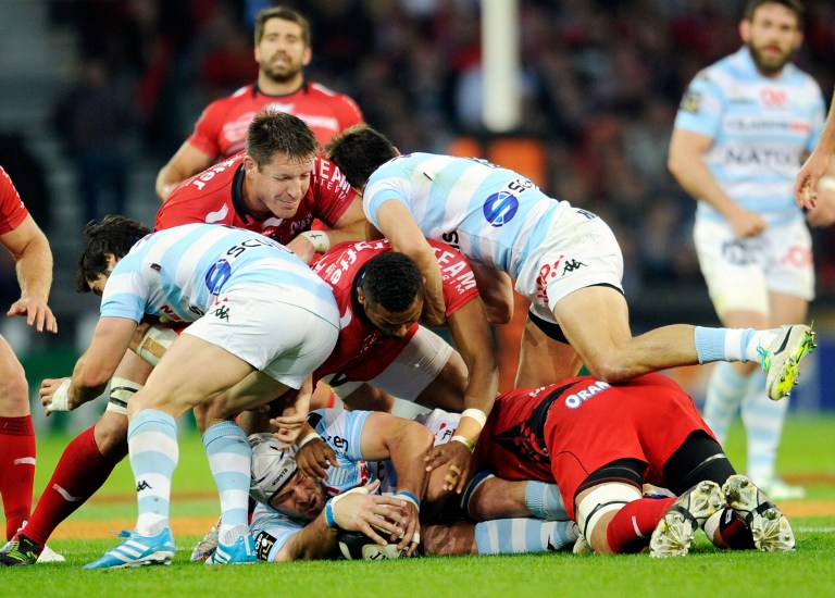 Rugby: Toulon bat le Racing-Métro (16-6) et se qualifie pour la finale du Top 14