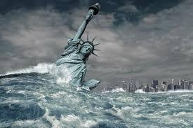 La montée des océans menace d'engloutir des hauts lieux américains