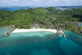 Palau agrandit son aéroport, sur financement américain